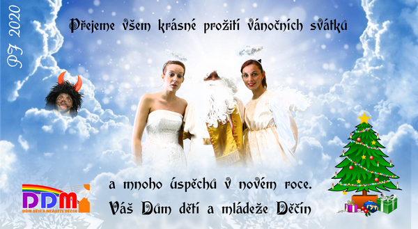 PF 2020 DDM Děčín