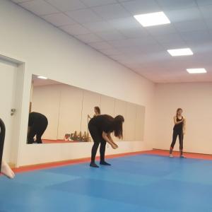 Kompenzační cvičení - kruhový trénink