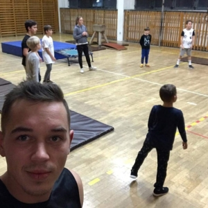 Pohybový kroužek - děti